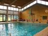 Bazén, který je k dispozici všem studentům Copenhagen Business Academy