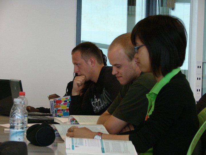 Výuka založená na týmové práci