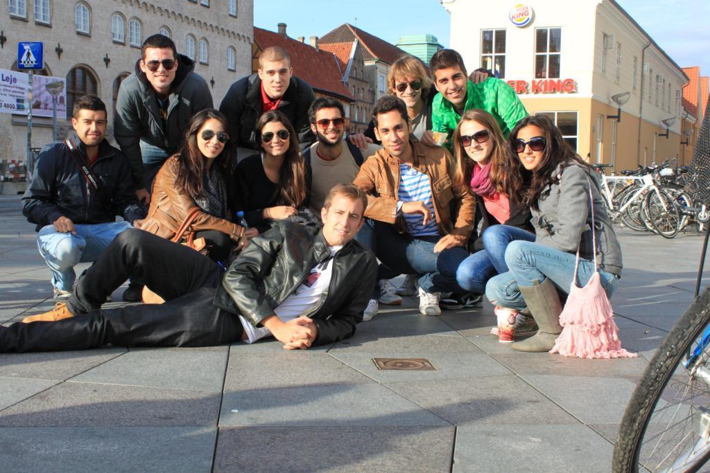Skupinové cestování