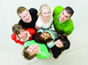 Studenti VIA University College (zdroj: www.facebook.com/viauniversitycollege)