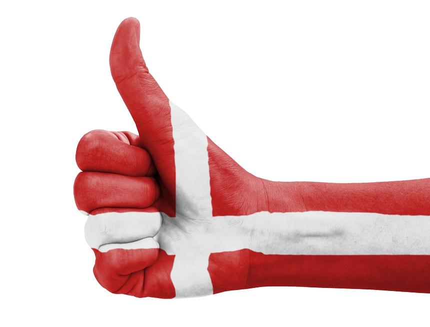 Ruka, která vás dovede do Dánska