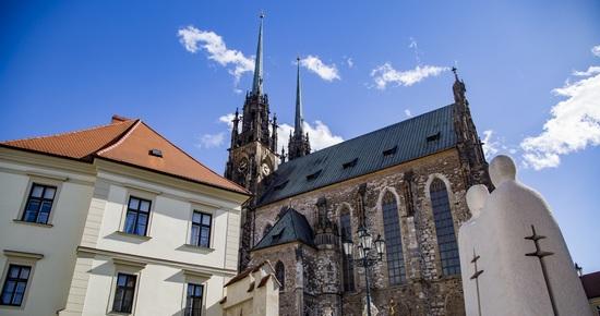 Brno - Informace o studiu v zahraničí