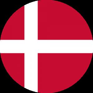 vlajka Danska